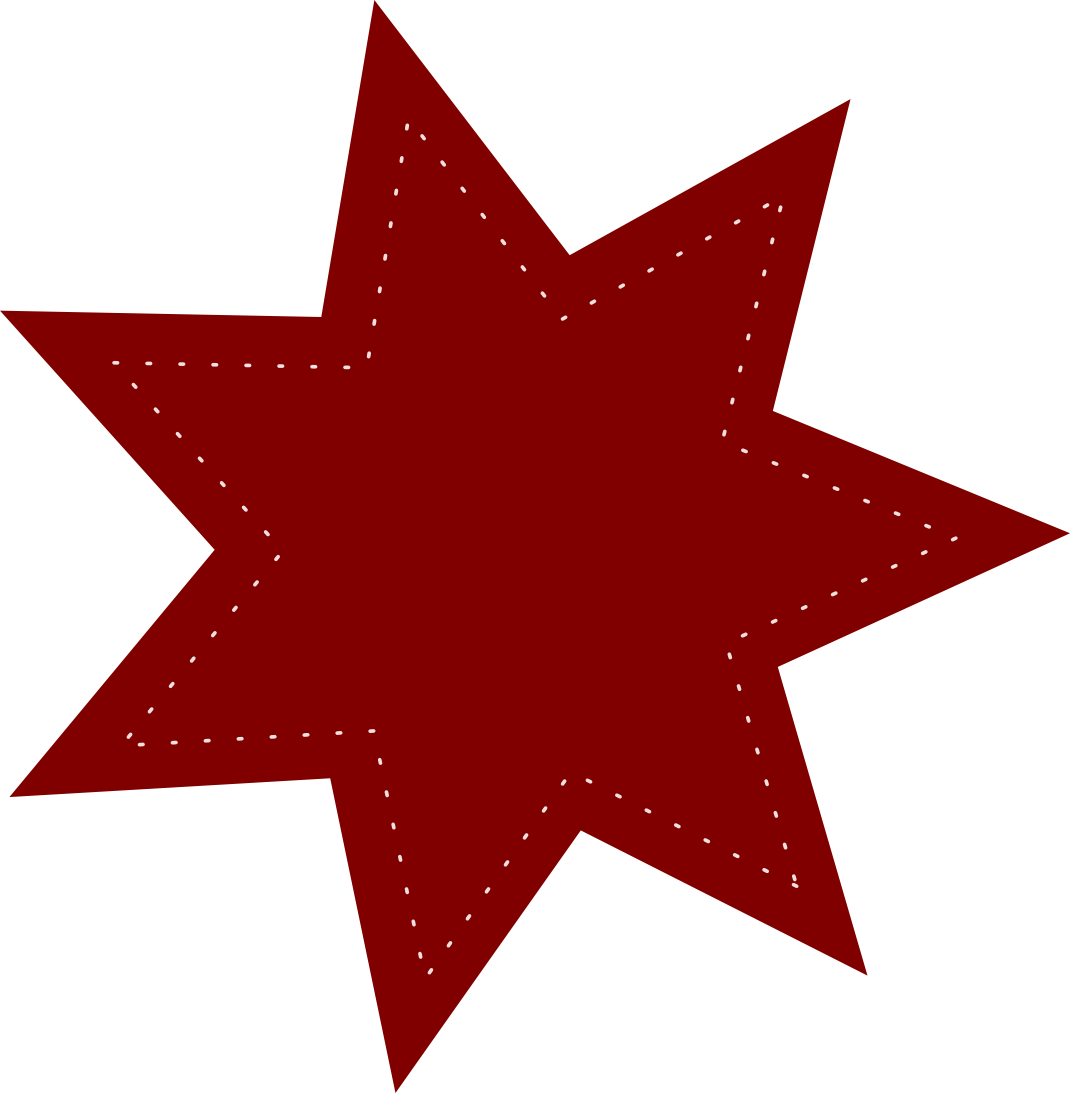 Vintage christmas star clipart png library Star Inner Border | Free Images at Clker.com - vector clip art ... png library