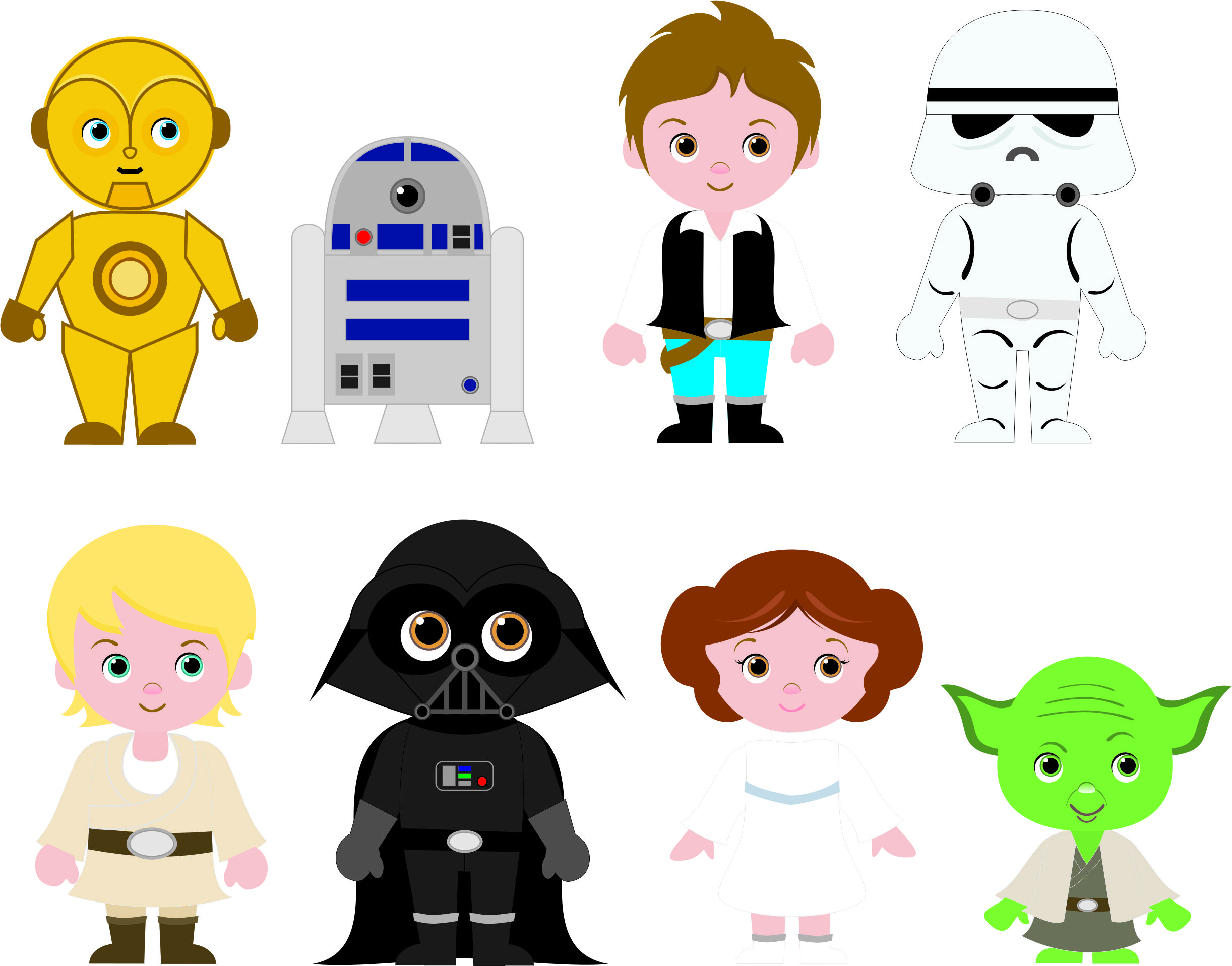 Lego star wars clipart caricatures picture freeuse download Star Wars Clipart Free | Free download best Star Wars Clipart Free ... picture freeuse download