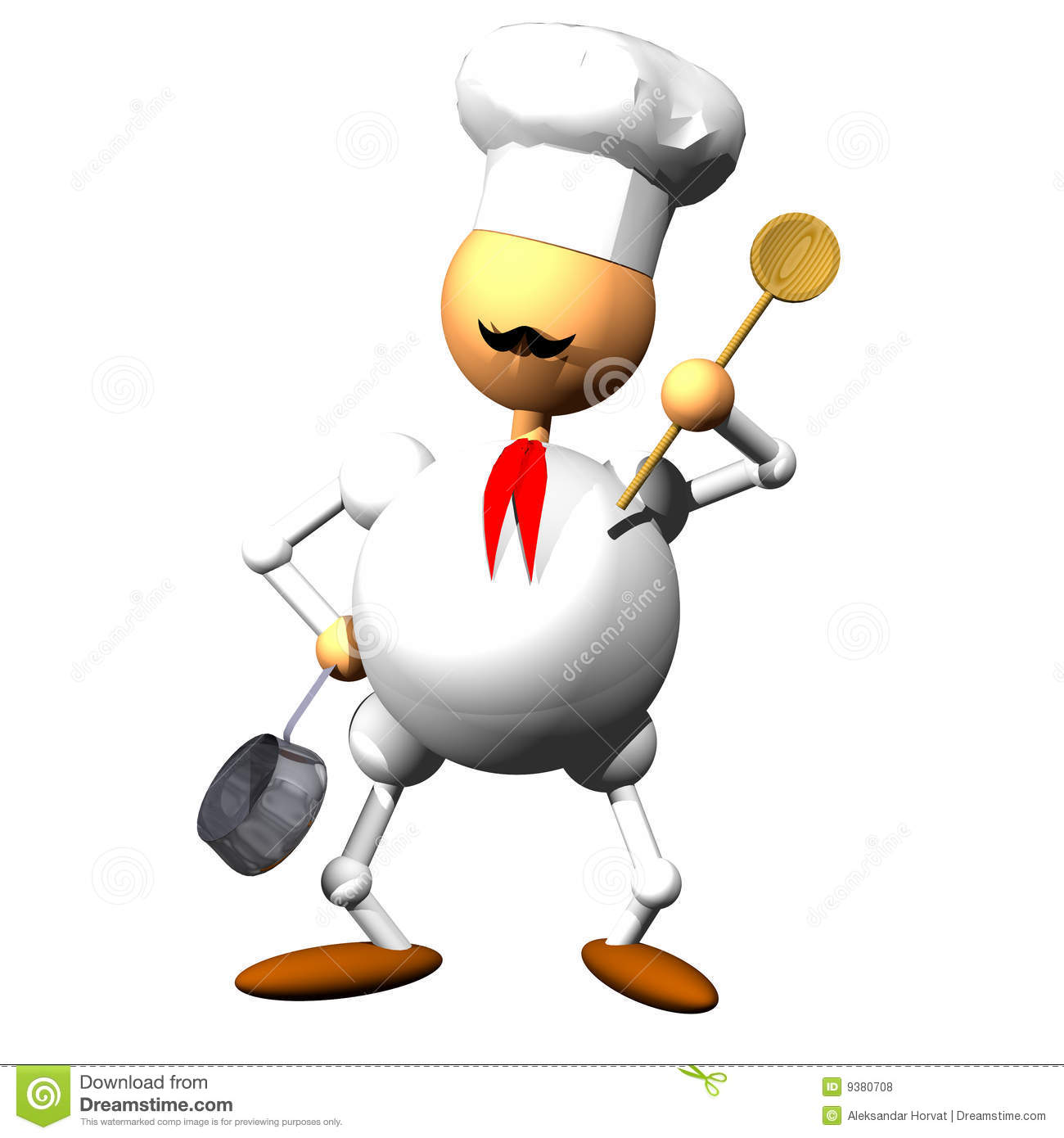 Free stock clipart clip library Chef Clipart Royalty Free Stock Photos - Image: 9380708 clip library