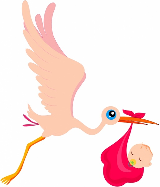 Free stork and baby clipart images to use graphic royalty free library Stork And Baby Clipart | Free download best Stork And Baby Clipart ... graphic royalty free library