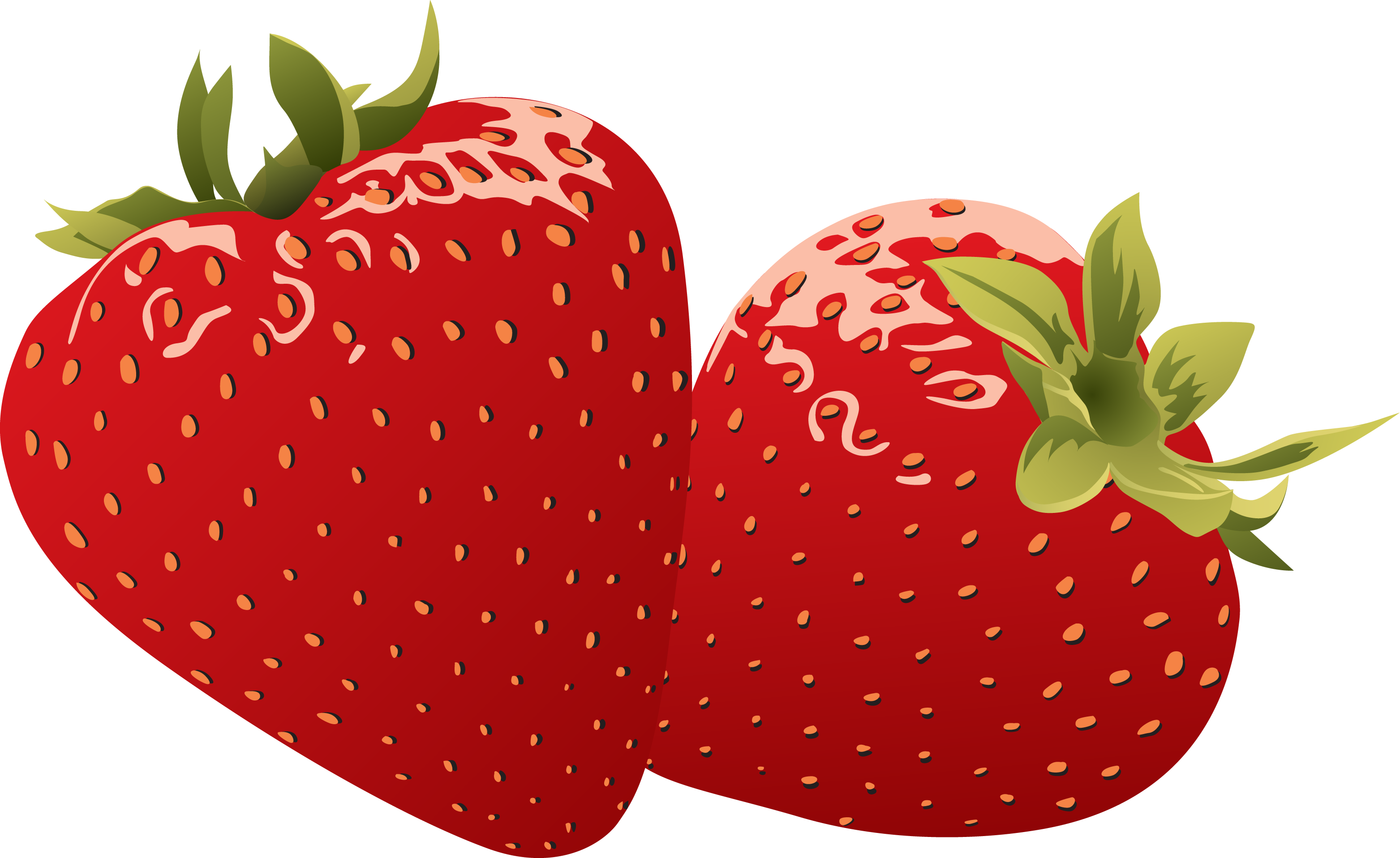 Free strawberry clipart transparent library 50+ Clip Art Strawberry | ClipartLook transparent library