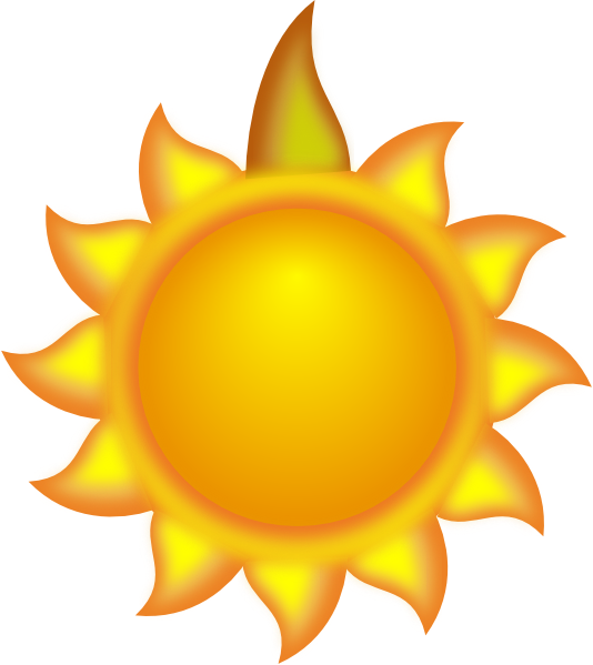 Free sun blazing ray clipart clip freeuse download Animated Pictures Of The Sun Group (59+) clip freeuse download