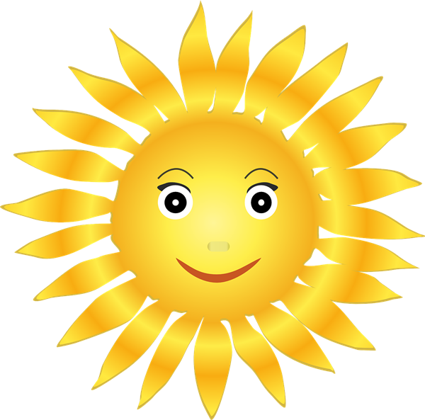 Free sun vector clipart clip royalty free library Free Cliparts Smiley Sunshine, Download Free Clip Art, Free Clip Art ... clip royalty free library