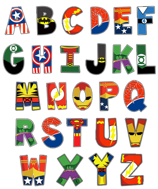 Free superhero printables clipart picture royalty free stock 17 Best images about Superheroes on Pinterest | Stationery, Hand ... picture royalty free stock