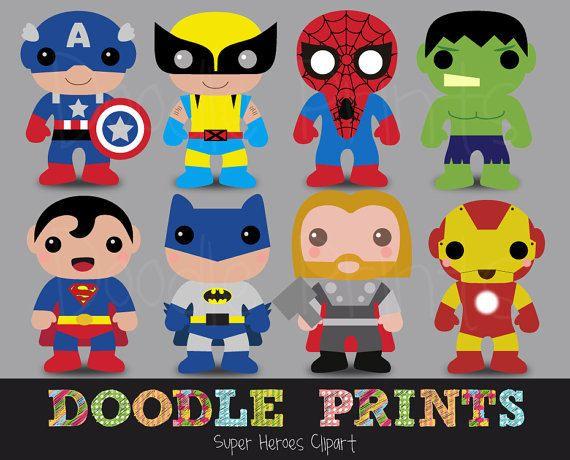 Free superhero printables clipart graphic black and white Free superhero printables clipart - ClipartFest graphic black and white