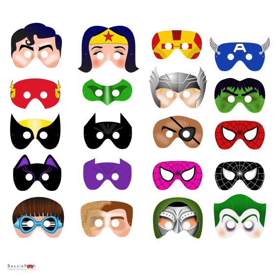 Free superhero printables clipart clipart free Top 25 ideas about Heróis on Pinterest | Avenger party, Pudding ... clipart free