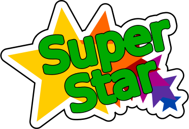 Free superstar clipart svg library stock superstar clipart | Phy.Ed | Student clipart, Teaching quotes, Jobs ... svg library stock