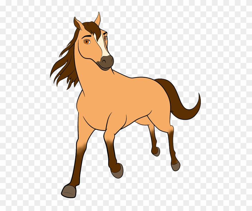 Free svg horse rider clipart image library stock Lucky Riding Spirit Spirit - Spirit Riding Free Horse Clipart (#4607 ... image library stock