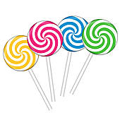 Free swirl lollipop clipart svg Collection of Lollipop clipart | Free download best Lollipop clipart ... svg