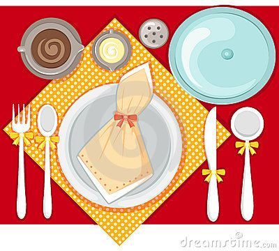 Free table setting clipart vector transparent download Table Setting Clipart Images | Clipart Panda - Free Clipart Images ... vector transparent download