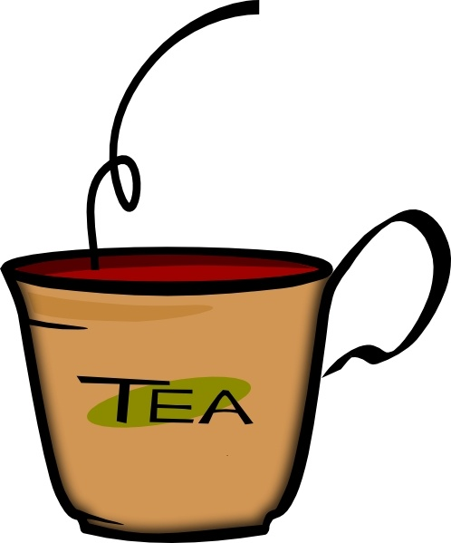 Free tea cliparts png freeuse stock Printerkiller Cup Of Tea clip art Free vector in Open office drawing ... png freeuse stock