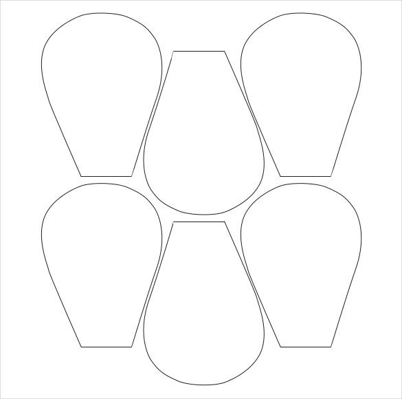 Free template for flowers png library 17 Best ideas about Flower Template on Pinterest | Felt flowers ... png library