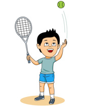 Free tennis cliparts graphic library stock Sports Clipart - Free Tennis Clipart to Download graphic library stock