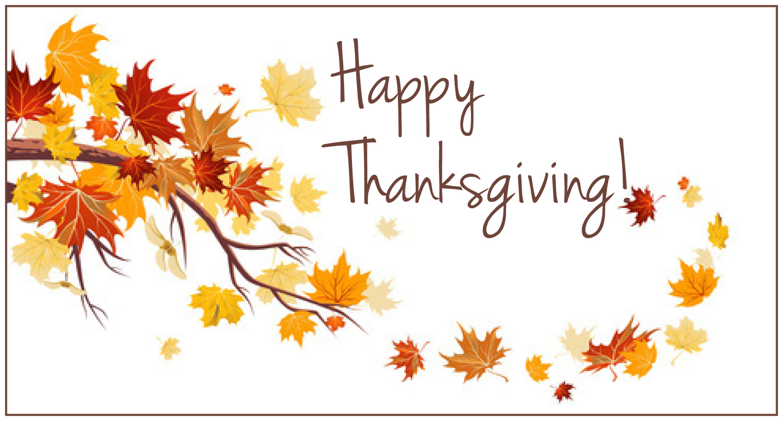 Free thanksgiving clipart for facebook