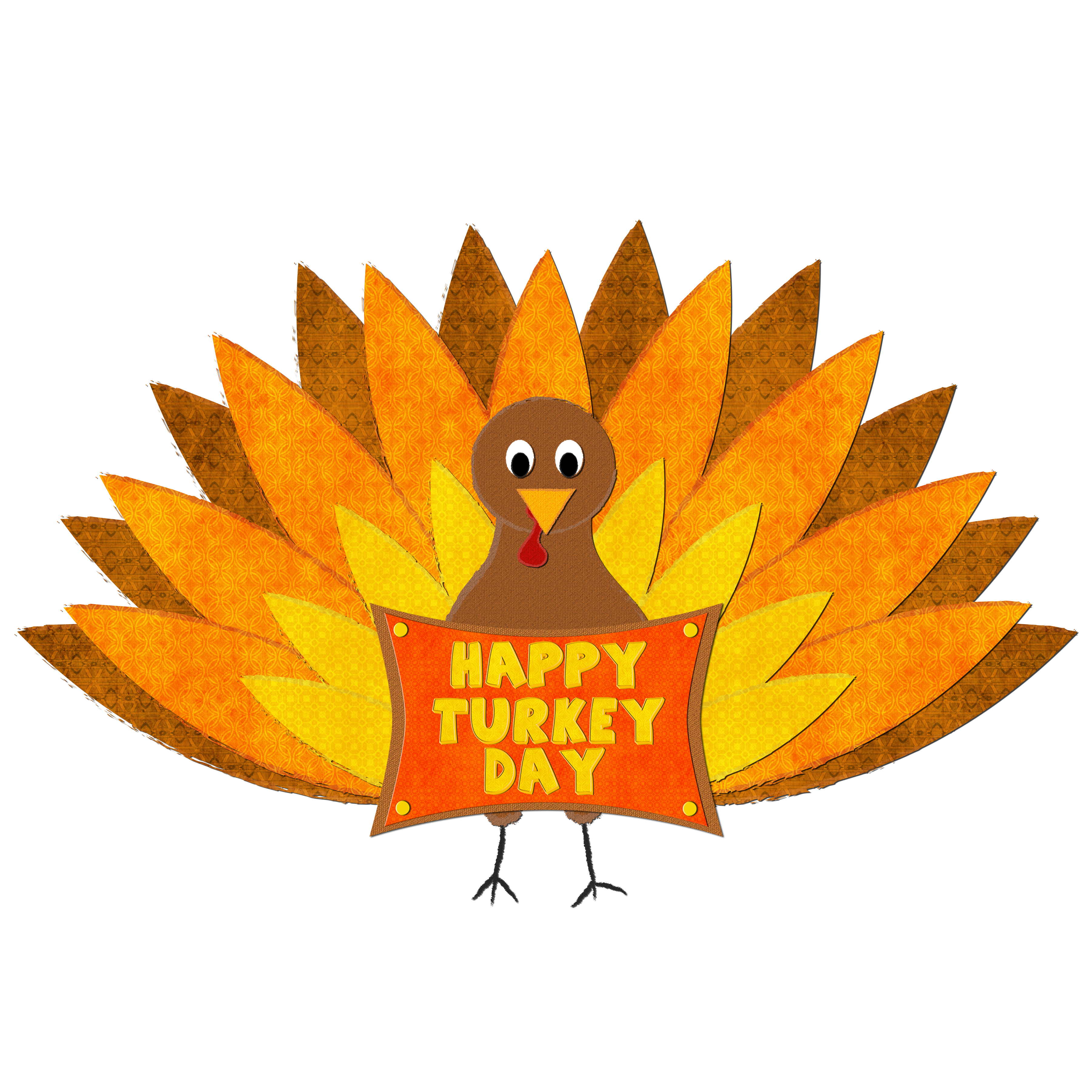 Turkey day bumblebee clipart banner free library 100+ Thanksgiving 2017 Pictures: Happy, Funny, Facebook And Color ... banner free library