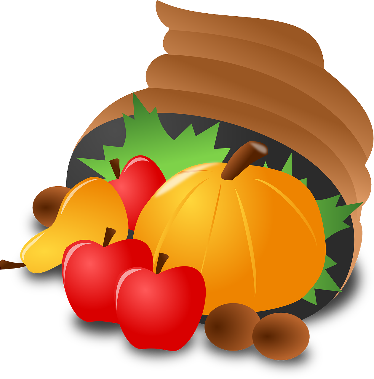 Free thanksgiving dinner clipart picture royalty free library Free Thanksgiving Pictures, Images and Wallpapers picture royalty free library