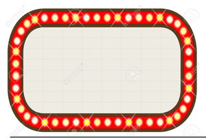 Free theater marquee clipart clip library library Movie Theater Marquee Clipart | Free Images at Clker.com - vector ... clip library library
