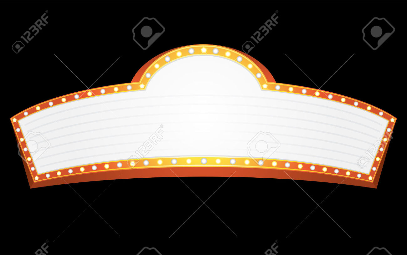 Free theater marquee clipart picture royalty free Free Movie Marquee Cliparts, Download Free Clip Art, Free Clip Art ... picture royalty free