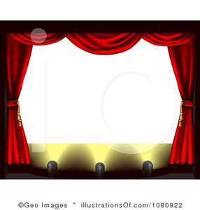 Free theater marquee clipart vector black and white library Theater Marquee Clipart Free | Free Images at Clker.com - vector ... vector black and white library