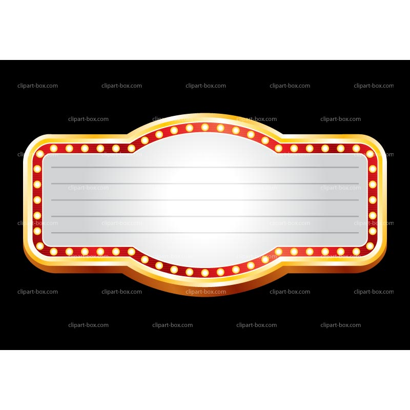 Free theater marquee clipart clip royalty free library Free Theater Billboard Cliparts, Download Free Clip Art, Free Clip ... clip royalty free library