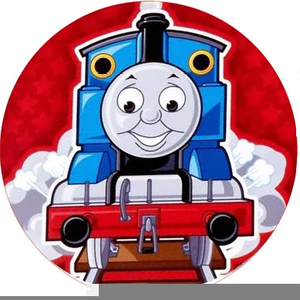 Free thomas the train clipart image transparent download Free Clipart Thomas The Tank Engine | Free Images at Clker.com ... image transparent download