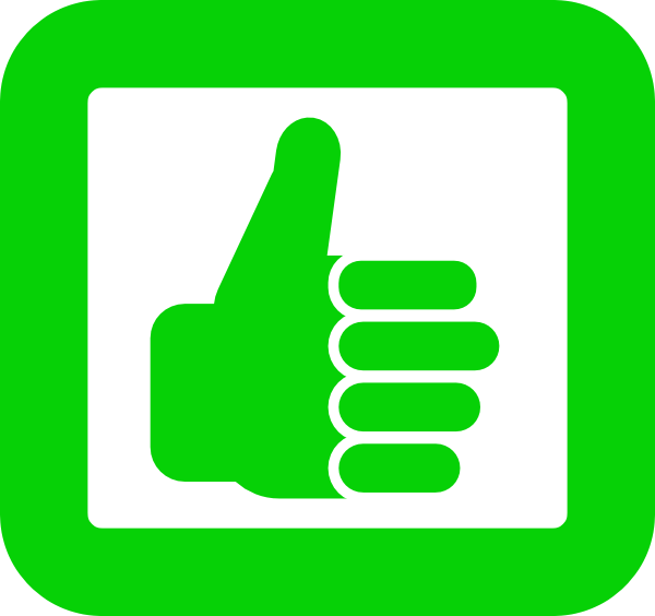 Free thumbs up clipart picture download Free thumbs up clipart - Clipartix picture download