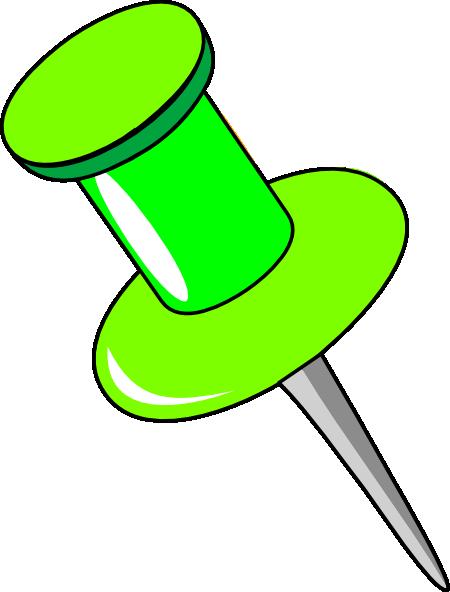 Pin cliparts clip art royalty free Thumbtack pin clip art at vector clip art free - ClipartBarn clip art royalty free