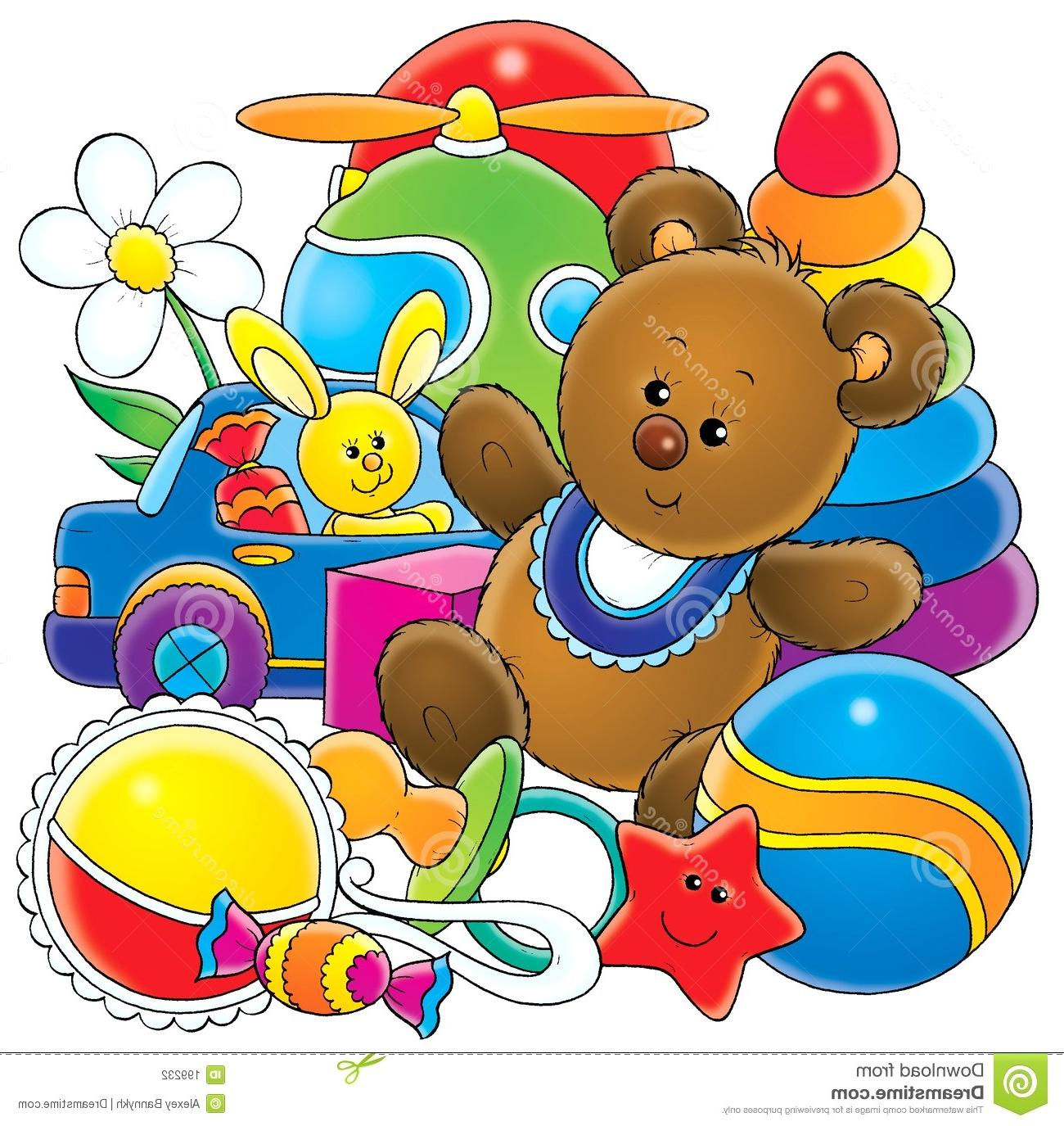 Clipart images of toys graphic library Best Toys Clip Art File Free » Free Vector Art, Images, Graphics ... graphic library
