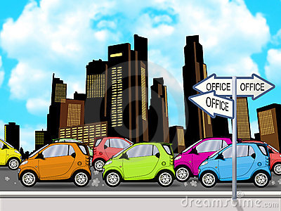 Free traffic clipart graphic royalty free library Download Heavy Traffic Clipart | Clipart Panda - Free Clipart Images graphic royalty free library