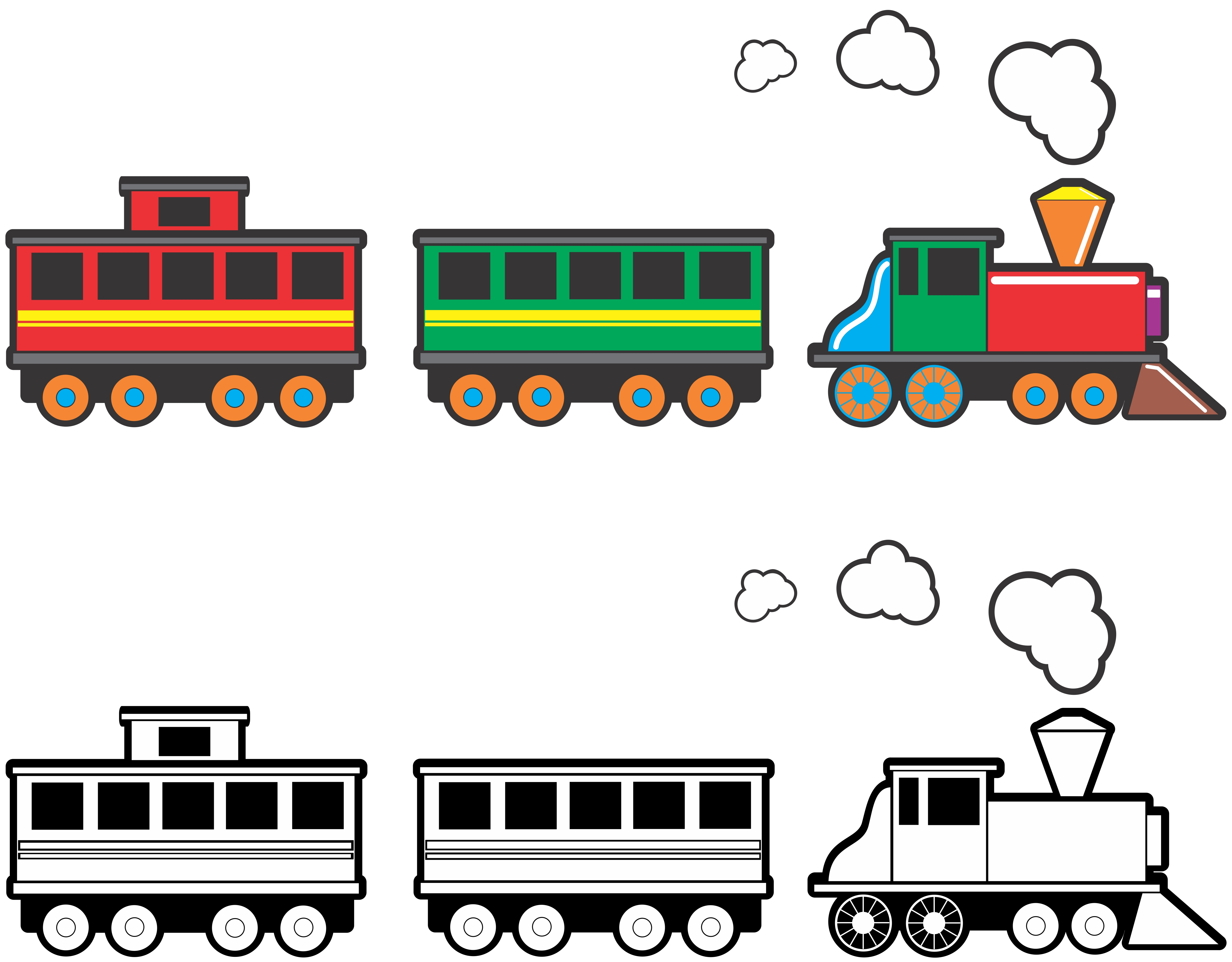 Free train clipart banner library 60+ Free Train Clipart | ClipartLook banner library