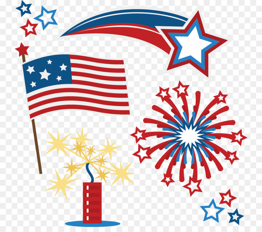 Free transparent fourth of july baking clipart clipart download 4th Of July Border png download - 800*783 - Free Transparent 4th Of ... clipart download