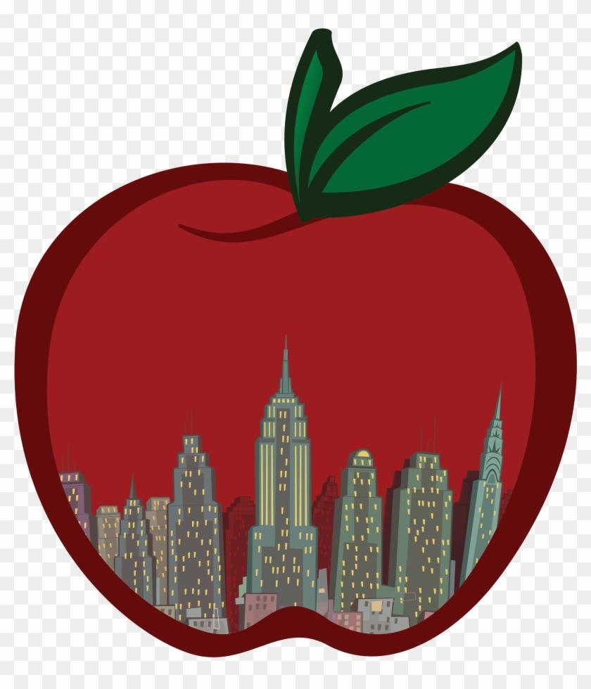 Free transparent new york big apple page clipart vector library Big Apple Clipart - New York Big Apple - Free Transparent PNG ... vector library