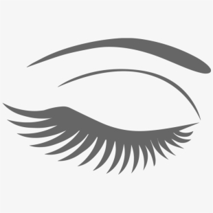 Free transparent sleepy eyes with lashes clipart png freeuse Free Eyelashes Clipart Cliparts, Silhouettes, Cartoons Free Download ... png freeuse