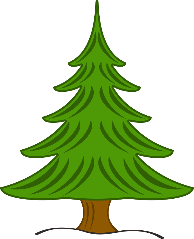 Free tree clipart images library Pine Tree Clipart spruce tree - Free Clipart on Dumielauxepices.net library