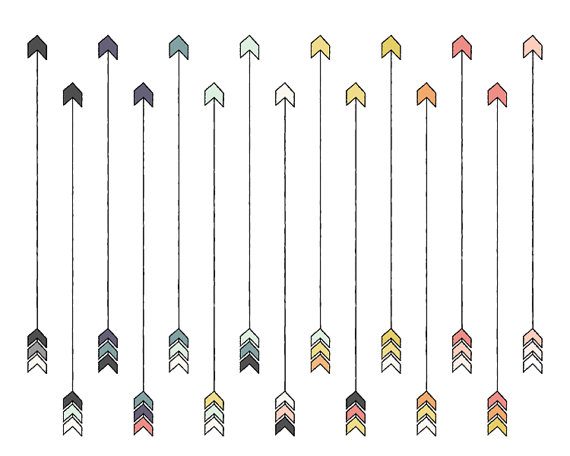 Free tribal arrow clipart graphic freeuse stock 17 Best images about Clipart on Pinterest | Bow arrows, Teepees ... graphic freeuse stock