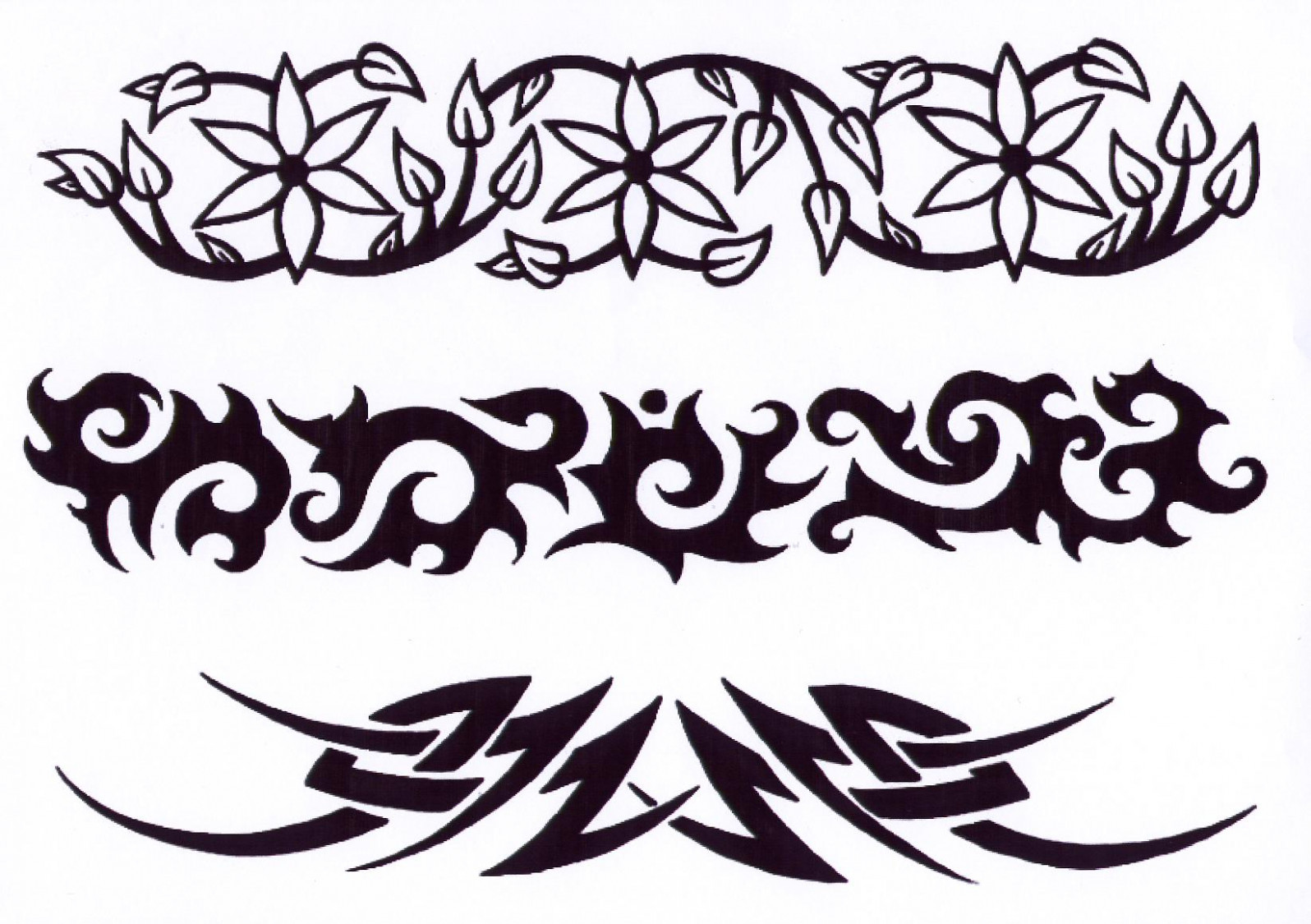 Free tribal clipart designs vector free Imagenes De Tribal – ClipArt Best – free clip art tattoo designs vector free