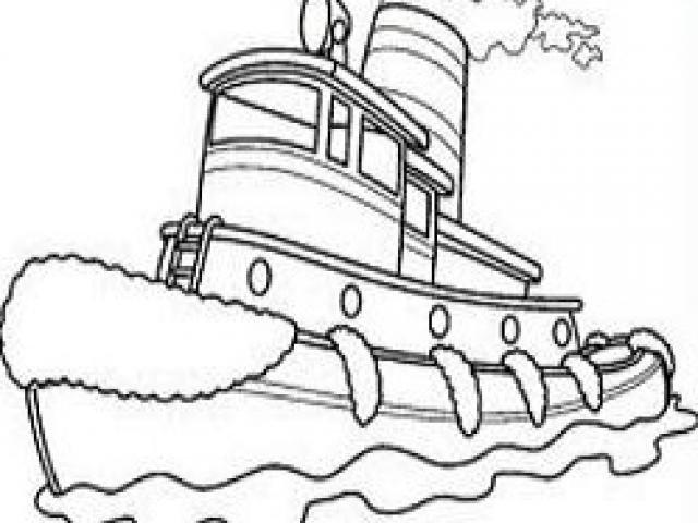 Tugboat pulling ship clipart black and white png royalty free Free Tugboat Clipart, Download Free Clip Art on Owips.com png royalty free