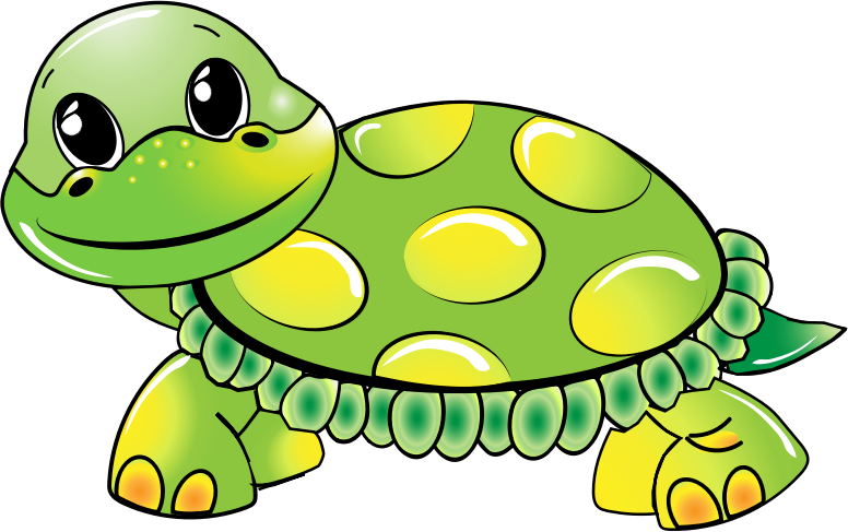 Free turtle clipart images vector Hawaiian sea turtle clipart free images 3 - ClipartBarn vector