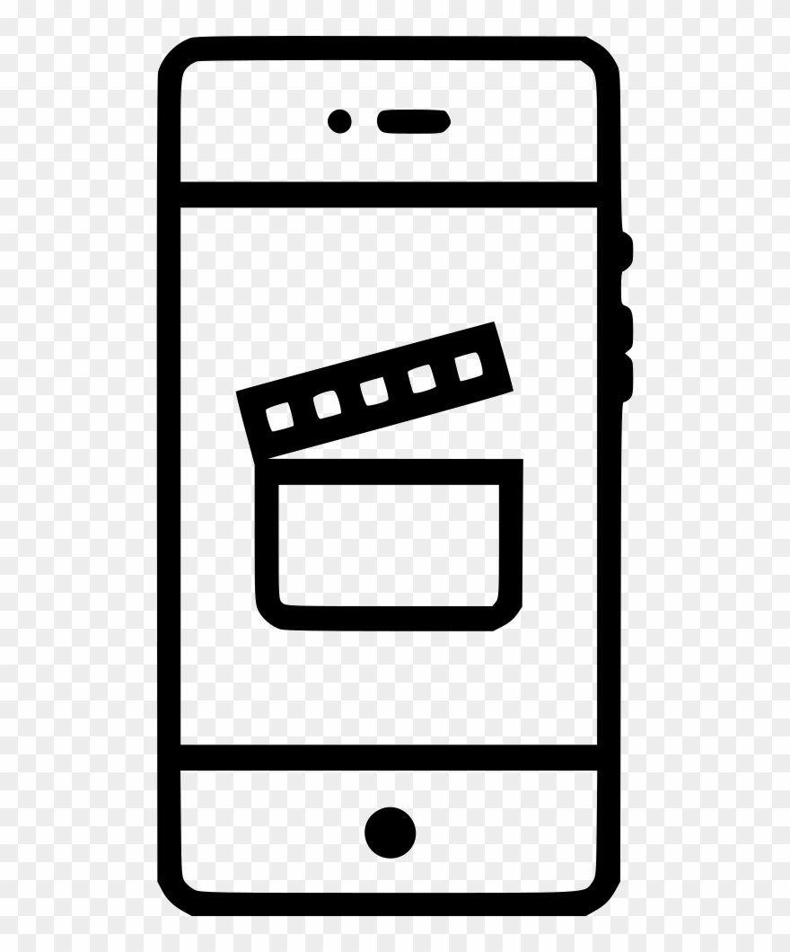 Free ui clipart clipart black and white library Free Stock Ui Movie Moviemaker Film Cut Svg Png Icon Clipart ... clipart black and white library