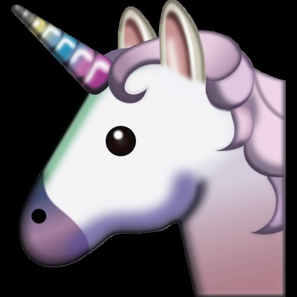 Free unicorn crown clipart clipart black and white Unicorn Emoji - Add some magic to your messages with this unicorn ... clipart black and white
