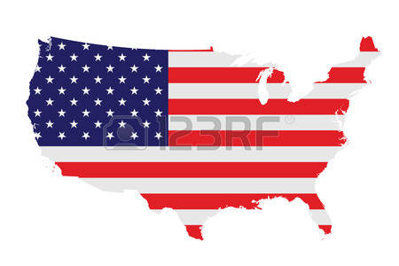 Free us map flag clipart image freeuse library 34,022 United States Map Cliparts, Stock Vector And Royalty Free ... image freeuse library