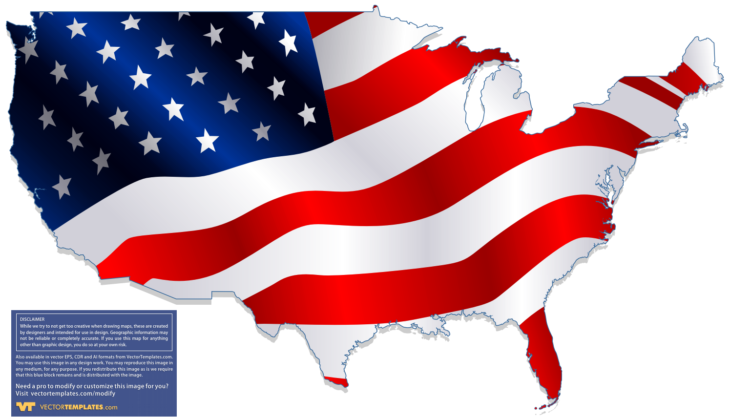 Free us map flag clipart png free stock Free us map flag clipart - ClipartFest png free stock
