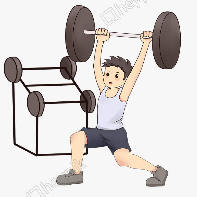 Free use lifting clipart clipart royalty free stock Download Free png Fitness boy lifting weights illustration image PNG ... clipart royalty free stock