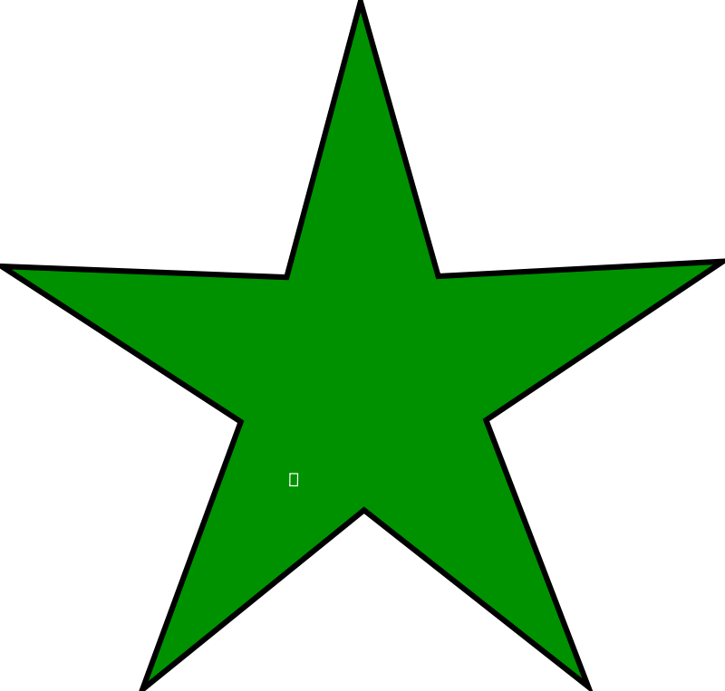 Free use star clipart clip art library Green Star Free Clipart clip art library