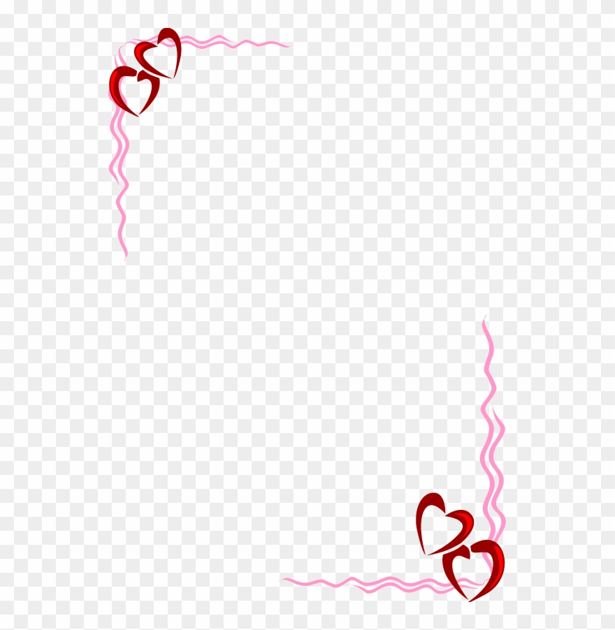 Heart border clipart images jpg royalty free download Heart Border Clipart Free Heart Border Clipart Download - Valentine ... jpg royalty free download