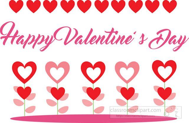 Free valentines clipart vector transparent Free Valentine Clip Art Images for Valentine's Day vector transparent