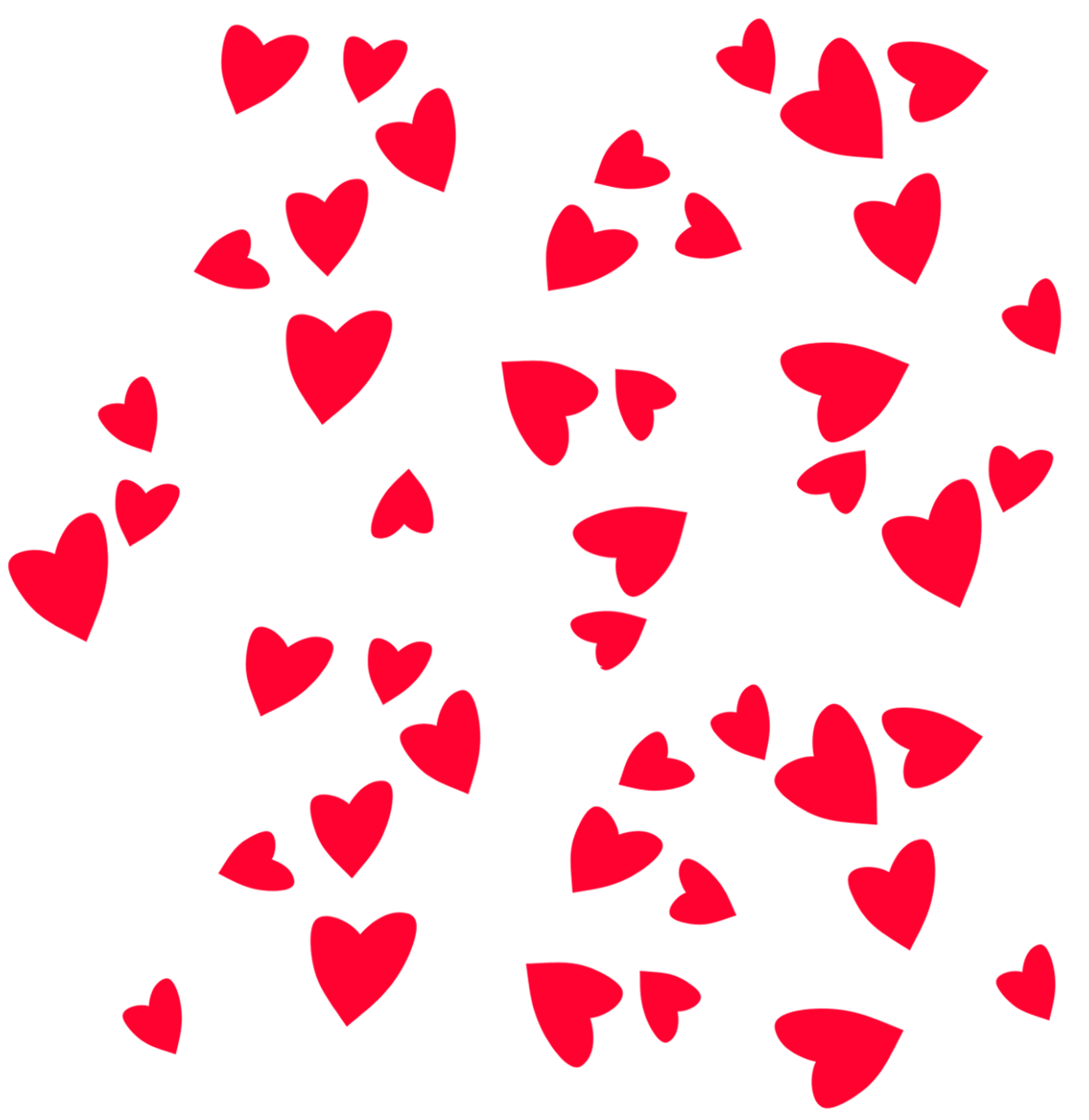 Heart pattern clipart svg black and white library Valentines Day PNG Hearts Decor Clipart Picture | Gallery ... svg black and white library