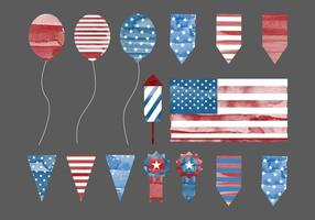 Free vector clipart fourth of july border image black and white download 4th Of July Free Vector Art - (2,478 Free Downloads) image black and white download