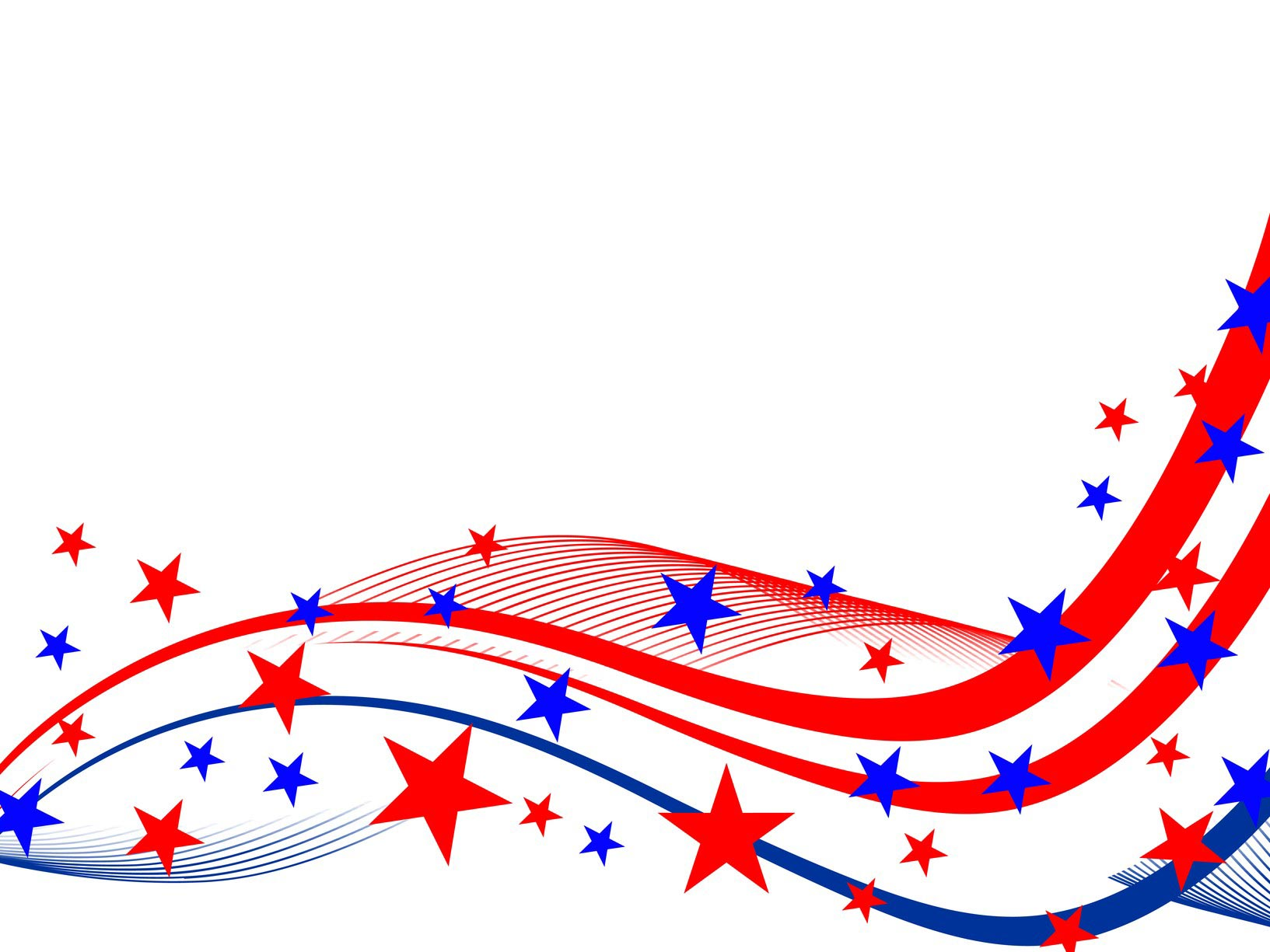Free vector clipart fourth of july border image freeuse stock Fourth Of July Border | Free download best Fourth Of July Border on ... image freeuse stock