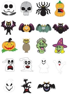Free vector halloween clipart clip art freeuse download Halloween free vector download (965 Free vector) for commercial use ... clip art freeuse download